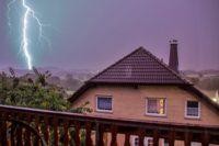 Schutz vor den Folgen von Blitzeinschlägen