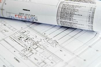 Baupläne - wichtig auf jeder Baustelle