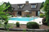 Der Pool im eigenen Garten - ein oft gehegter Wunsch