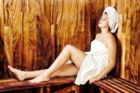 Wellness für daheim - die eigene Sauna