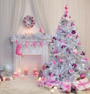 Der Weihnachtsbaum - festlicher Mittelpunkt