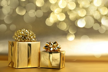 Weihnachten - Dekoration und Geschenke