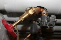 Heizungsrohre - Dämmung kann ordentlich Geld sparen