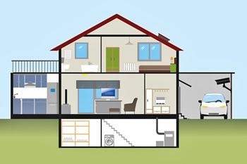 Bauplanung - und dabei immer die Kosten im Auge behalten
