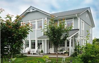 Schwedenhaus - modernes Wohnen in Holz